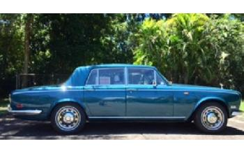 1975 Rolls-Royce Silver Shadow SHADOW one