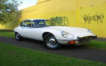 1973 Jaguar E TYPE 5.3 SERIES 3 2+2