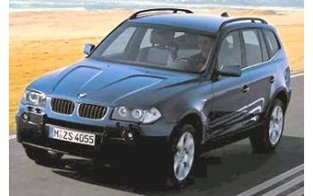 2005 BMW X3 2.5I E83 MY05 UPGRADE