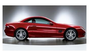 2006 Mercedes-Benz SL350 R230 06 UPGRADE